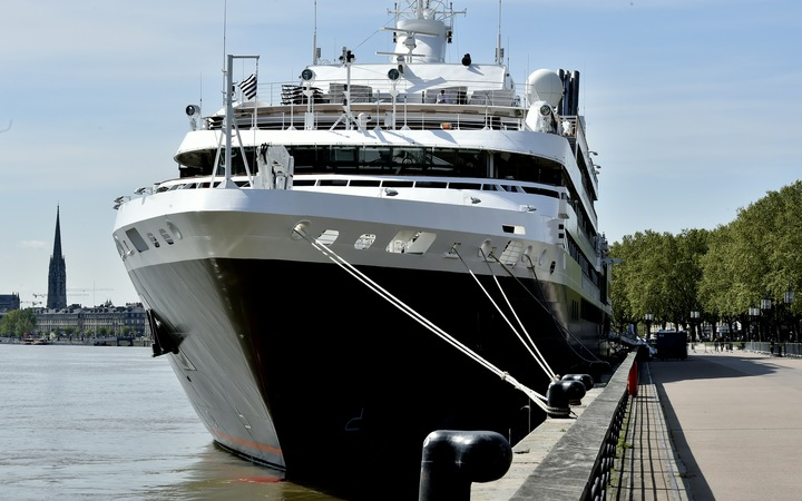 TAIC Launches Second Inquiry Into French Cruise Ship