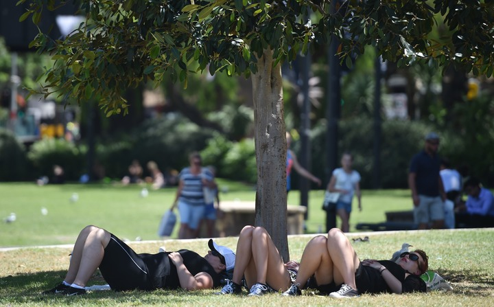Temperatures in New South Wales could reach 47°C.