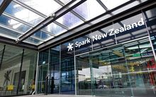 Spark's headquarters in Auckland
