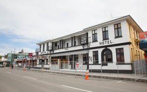 The Adelphi Hotel in Kaikoura
