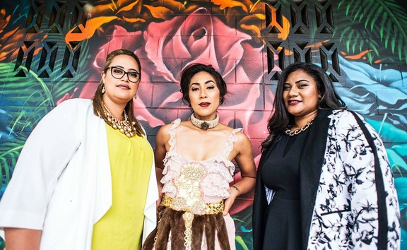 Three South Auckland Entrepreneurs - (From left) Stella Muller, Nora Swann and Gustavia Lui want more support for entrepreneurs with start-up ideas in south Auckland