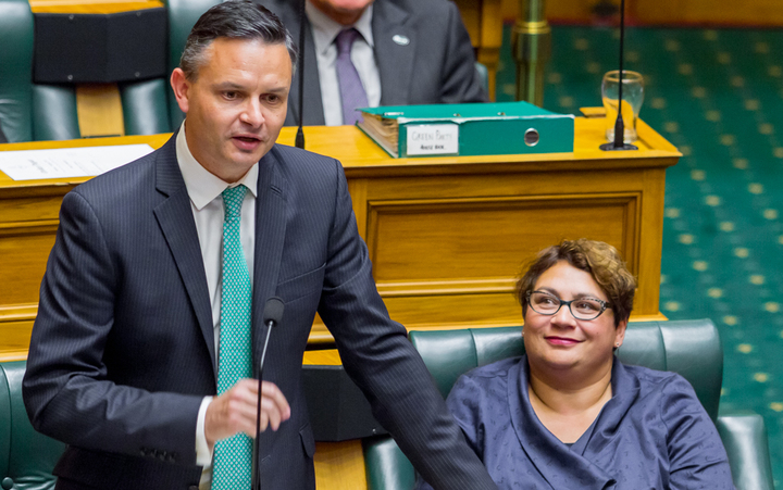 The Green Party co-leader James Shaw debates the Prime Minister's Statement and delivers the party's main focus for this year's election campaign.
