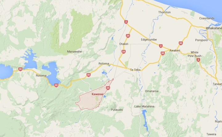 Kawerau is a small town in Bay of Plenty with a population of about 7000.