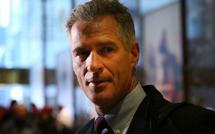 The Boston Globe is tipping Scott Brown as the next US ambassador to New Zealand.