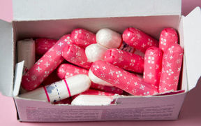 Pharmac is considering whether to help cut the cost of sanitary products.