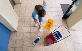 Living wage cleaner generic