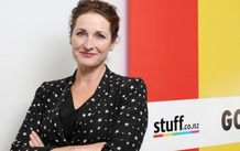 Sinead Boucher, Fairfax NZ Group Executive Editor.