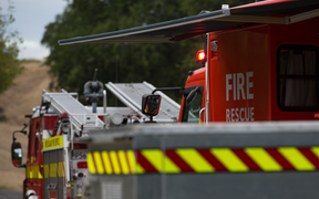 Fire Service at Hawkes Bay