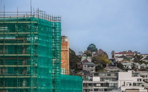 Construction in Auckland City