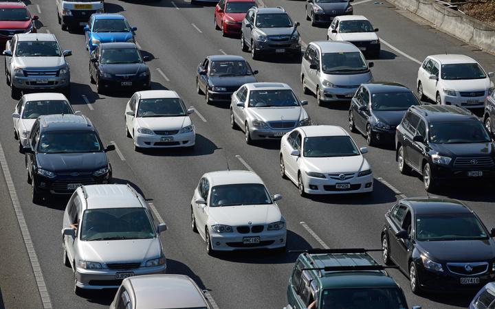 Auckland traffic generic