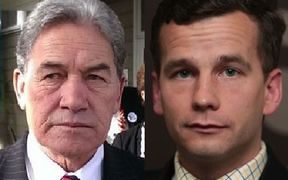 Winston Peters and David Seymour