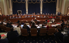 Members of the House Ways and Means Committee hold a markup hearing to begin work on the proposed American Health Care Act, the Republican attempt to repeal and replace Obamacare