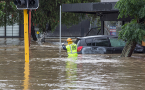 New Lynn Floods