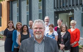 Richie Poulton and the Dunedin Study team