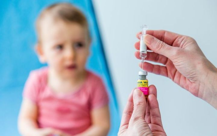 Australia is considering banning unvaccinated children from childcare centres.