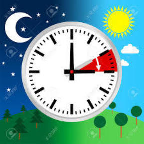 daylight saving clock