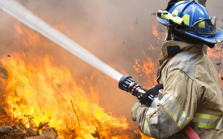 Fiji draws up plan to fight forest fires
