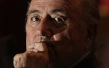 Sepp Blatter has called time on a long FIFA career.