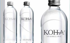 Koha water bottling company