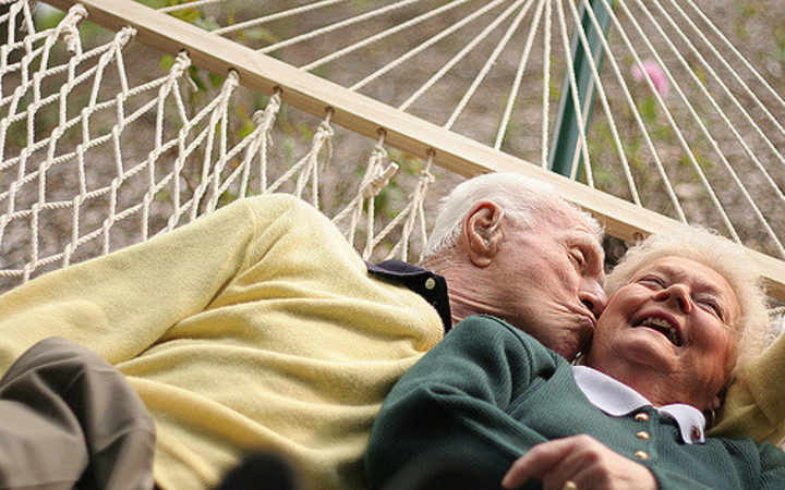 Mark Henrickson from the School of Social Work at Massey University has finished a pilot study looking into intimacy issues and the elderly