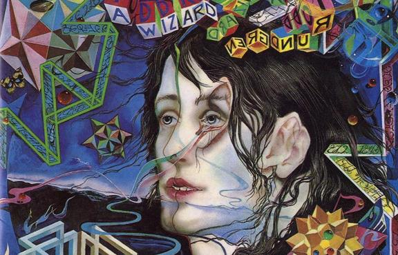 Cover Image: Todd Rundgren - A Wizard, A True Star