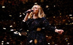 Adele live in Auckland