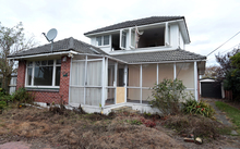 Quake damage has left Christchurch with a chronic housing shortage.