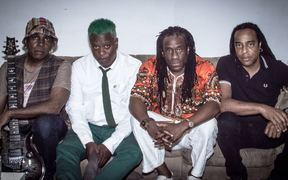 Thirty years of Living Colour