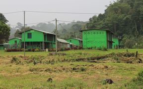 Kerevat National High School, East New Britain, Papua New Guinea.