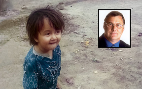 Wayne Mapp, top right, says the government should try to confirm whether or not Afghan civilians, including three-year-old Fatima, were killed in the SAS raid.