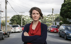 Kate Day - spokesperson for Renters United