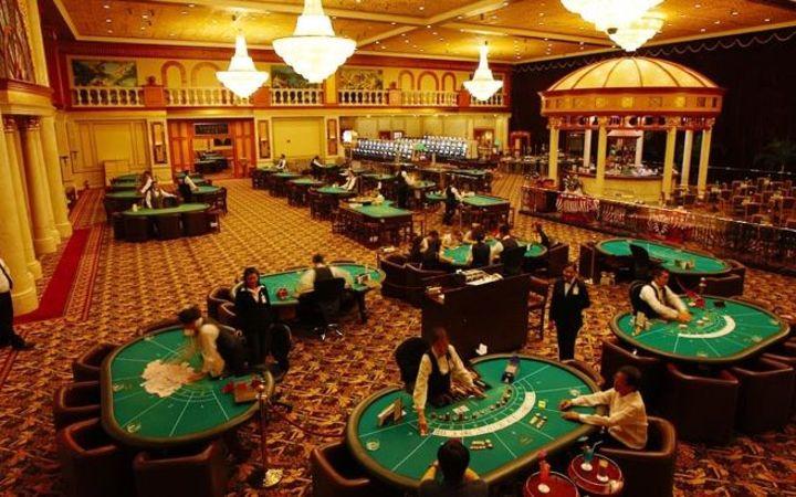 Dynasty casino, Tinian, CNMI.
