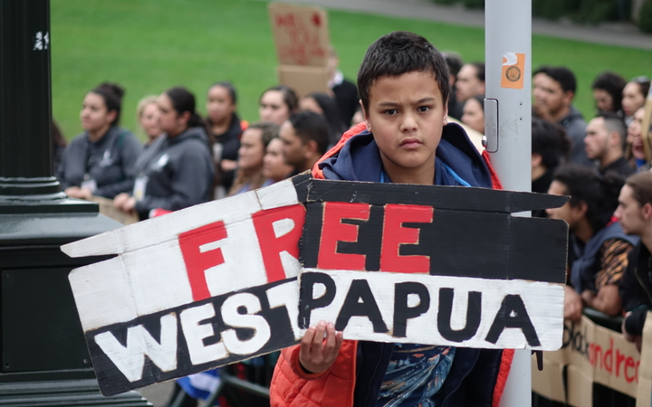 Vanuatu's Sope speaks out in support of West Papua