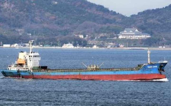 Kiribati-flagged ship sinks in China, 12 missing