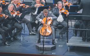 For love of the     cello | RNZ