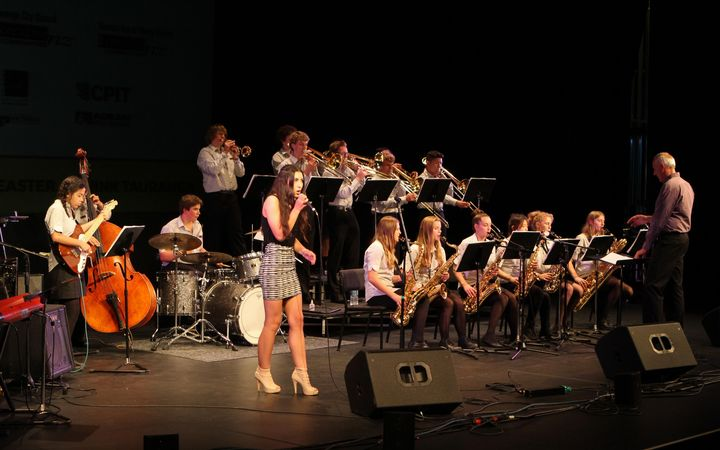 Pukekohe High School 2016 National Youth Jazz Competition