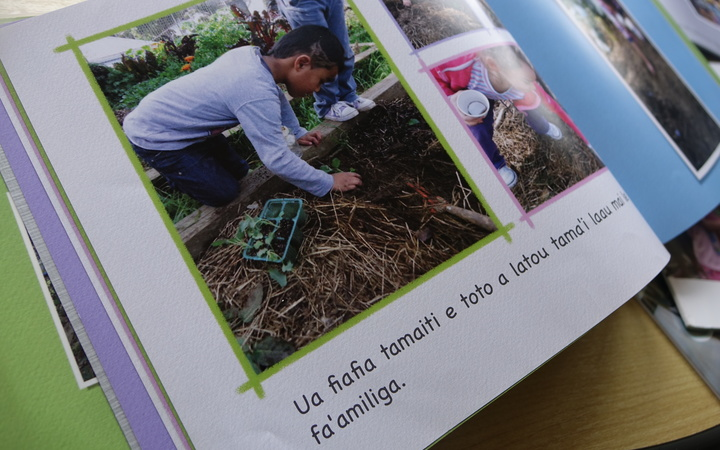 Samoan language picture book created by A'oga Fa'asamoa, an immersion Samoan early childhood centre in Auckland.