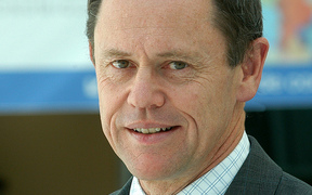 Simon Upton is currently the head of the OECD's environment division.
