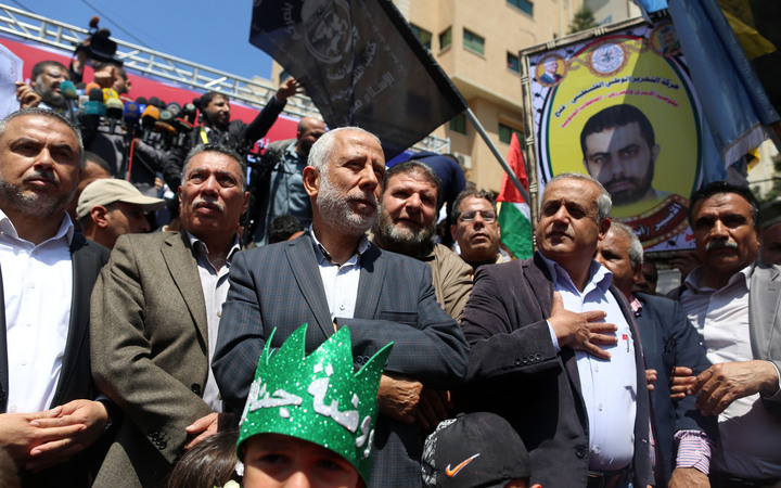 Palestinian Prisoners Stage Massive Hunger Strike In Israel