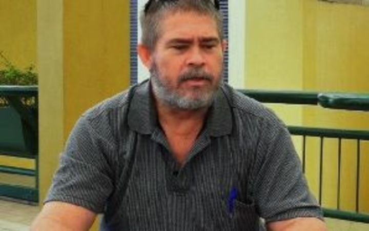 Manus MP Ronnie Knight