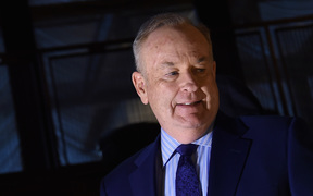 Bill O'Reilly attends Hollywood Reporter's 35 Most Powerful People in Media, in April 2016 in New York.