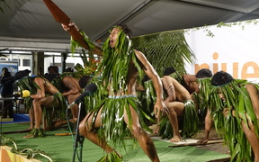 Niue's 5th Arts and Cultural festival