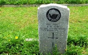 31 soliders who were killed in Malaysia and Vietnam and have been lying in non commonwealth war cemetaries.
