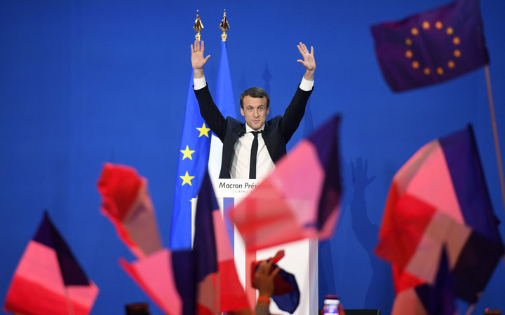French Elections: Le Pen Steps Aside As National Front Leader
