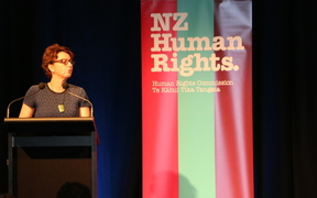 """Hate speech is not free speech"" Dame Susan Devoy, Human Rights Commissioner."