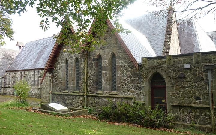 NZ's oldest stone church reaches milestone in redevelopment