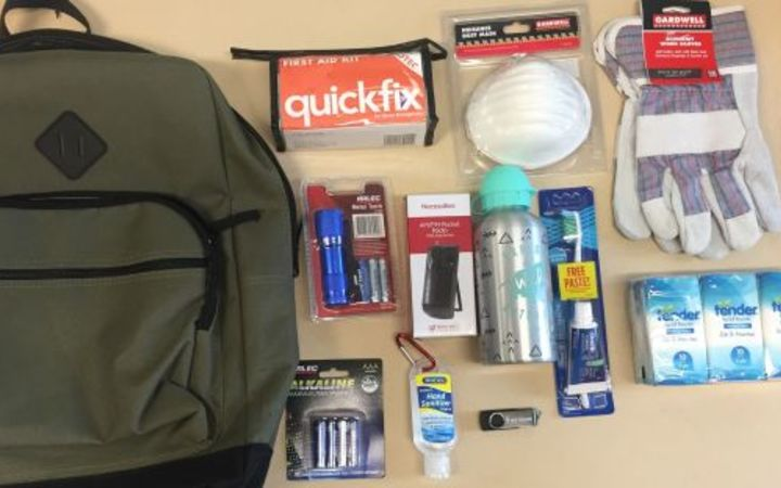 Build your own emergency kit | RNZ