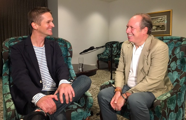 Award-winning film composer Hans Zimmer talks to Adrian Hollay ahead of his Auckland concert.