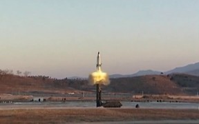 North Korea fires ballistic missile near Japan: RNZ Checkpoint