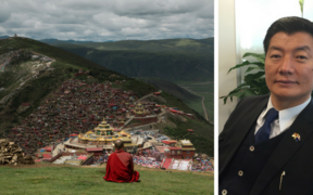 The President of Tibet's government in exile says three nuns have committed suicide as Larung Gar monastery is being demolished.